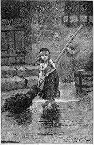 Extrait d'oeuvre-Les Misérables cosette-194x300