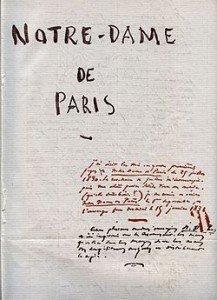 Extrait d'oeuvre-Notre Dame de Paris notre-dame3-217x300